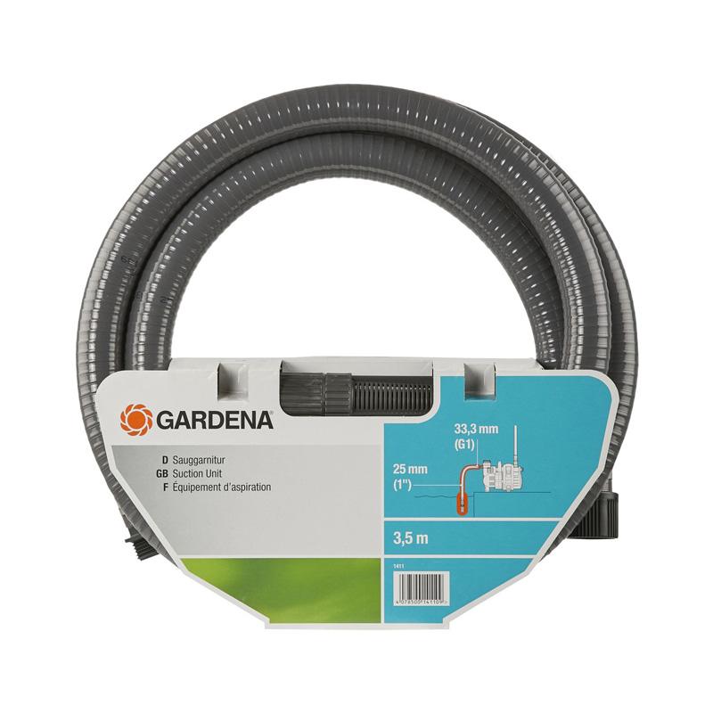 Dây xoắn 3.5m dùng cho máy bơm Gardena 01411-20
