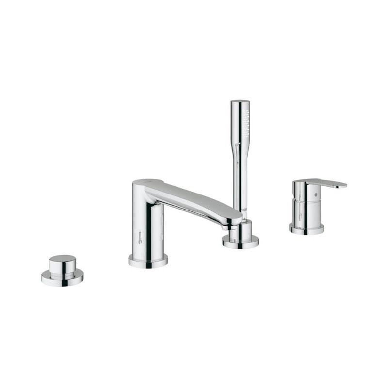 Bộ vòi trộn bồn tắm 4 lỗ EurostyleCosmo GROHE 23048002