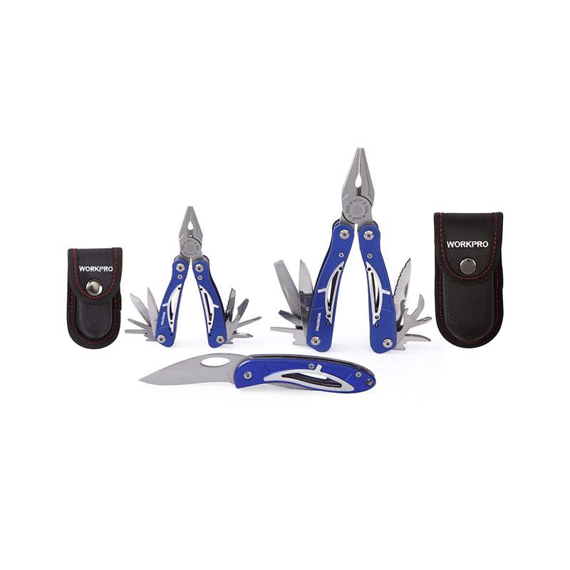 Bộ dụng cụ đa năng 3 chi tiết Workpro W000306