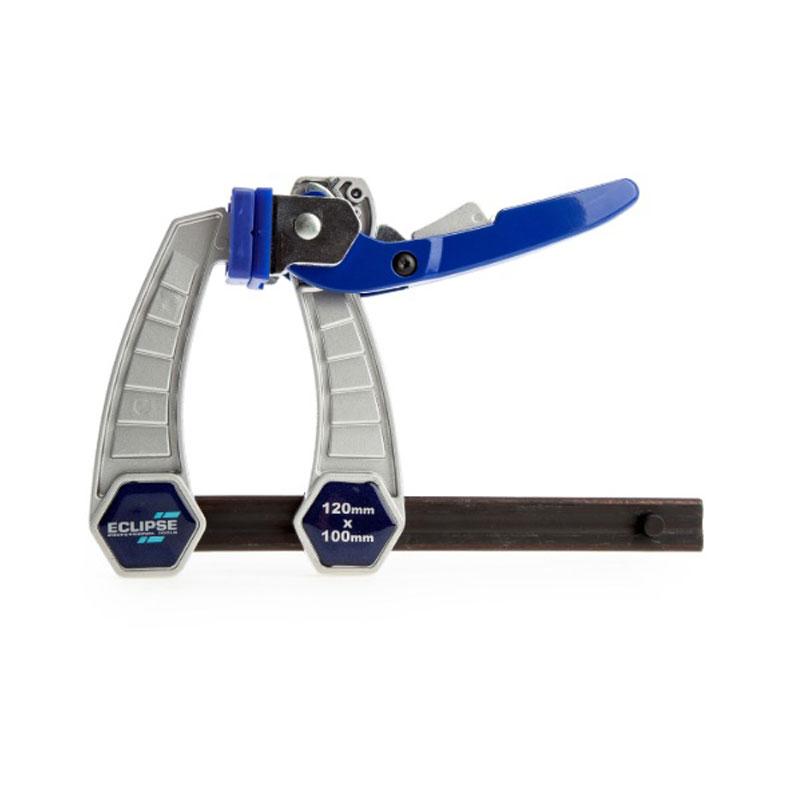 Cảo kẹp chữ F cải tiến 100mm Eclipse ELC120-4