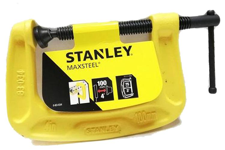 Cảo chữ C 100mmx75mm Stanley 83-034K