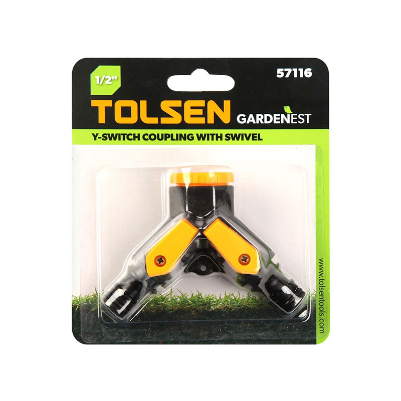 Khớp nối chữ y 1/2inch Tolsen 57116