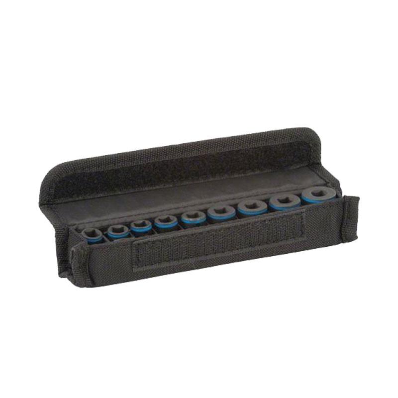 Bộ đầu khẩu 9 chiếc 25mm 1/4'' 6,7,8,9,10,11,12,13,14 BOSCH 2608551096