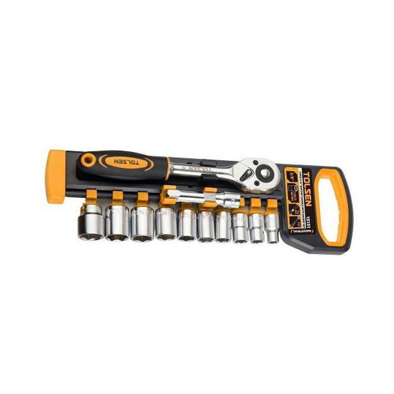 Bộ 12 chi tiết đầu típ tự động 3/8 inch Tolsen 15151