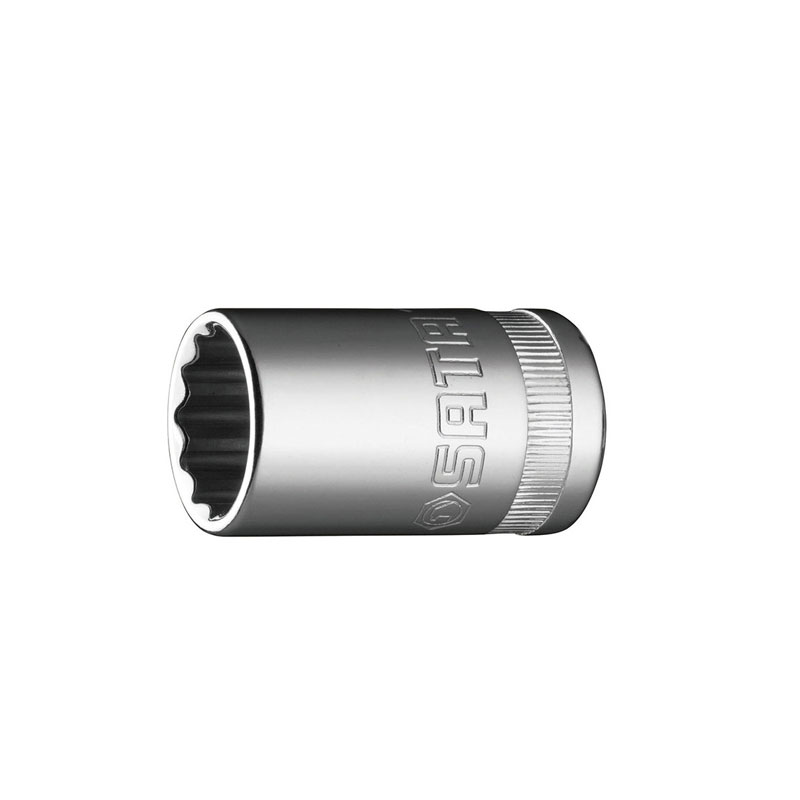 Đầu tuýp 12 PT.18mm 1/2 inches Sata 13609