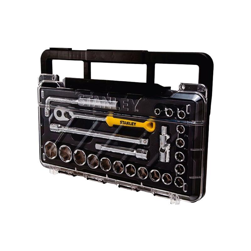Bộ khẩu 23 chi tiết Stanley STMT74173-8C