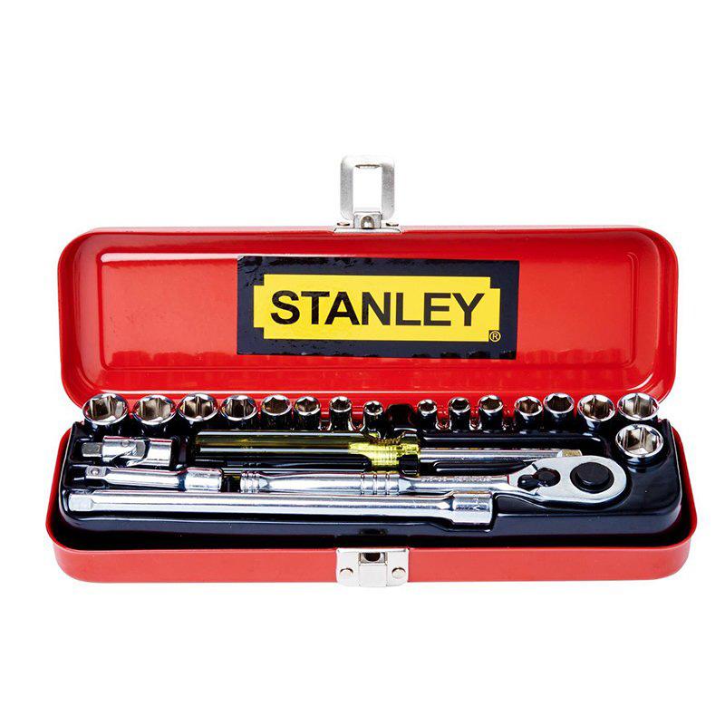 Bộ khẩu 1/4 inches 21 chi tiết Stanley 89-507