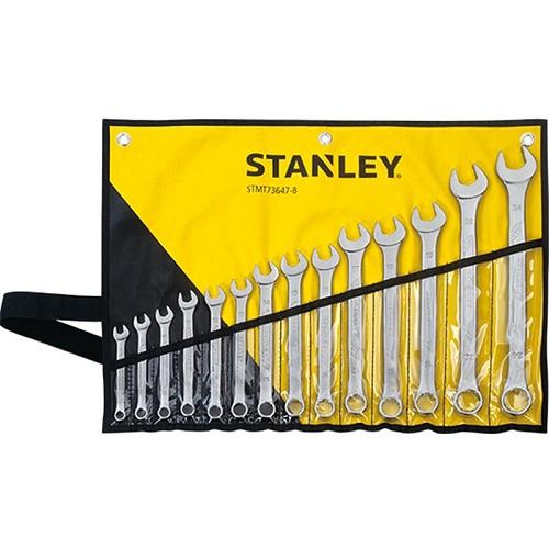 Bộ cờ lê vòng miêng 14 chi tiết Stanley STMT73647-8