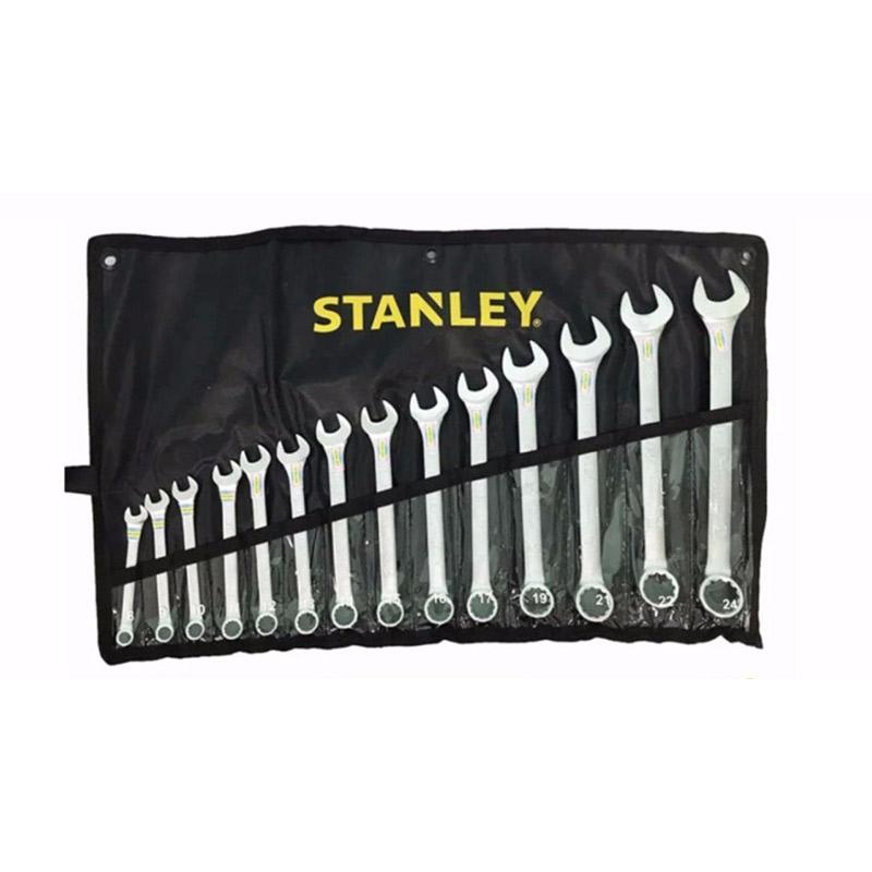 Bộ cờ lê vòng miệng 14 chi tiết Stanley STMT80946-8