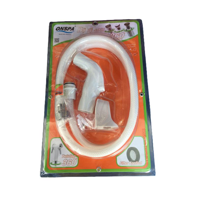 Bộ xịt vệ sinh lõi nhựa ONSPA 447001NHBVX114XY