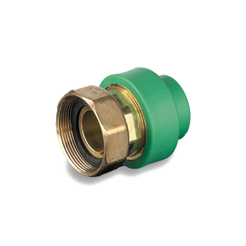 "Nối ống ren trong Ø50xnut G 2"" Aquatherm A27017"