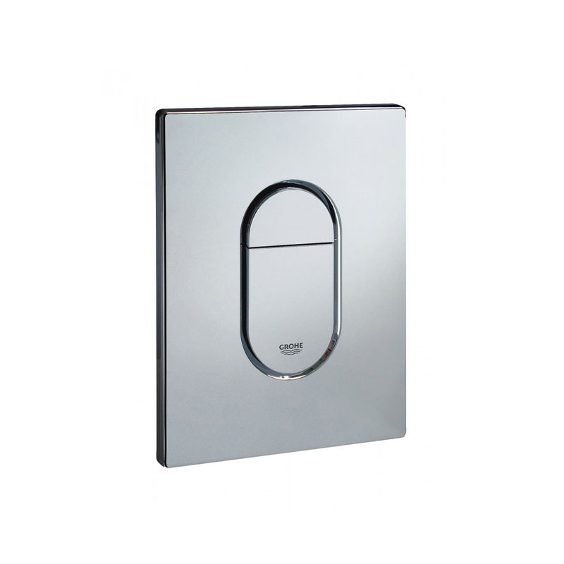 Nút nhấn WC ngang NovaCosmop chrome GROHE 38858000