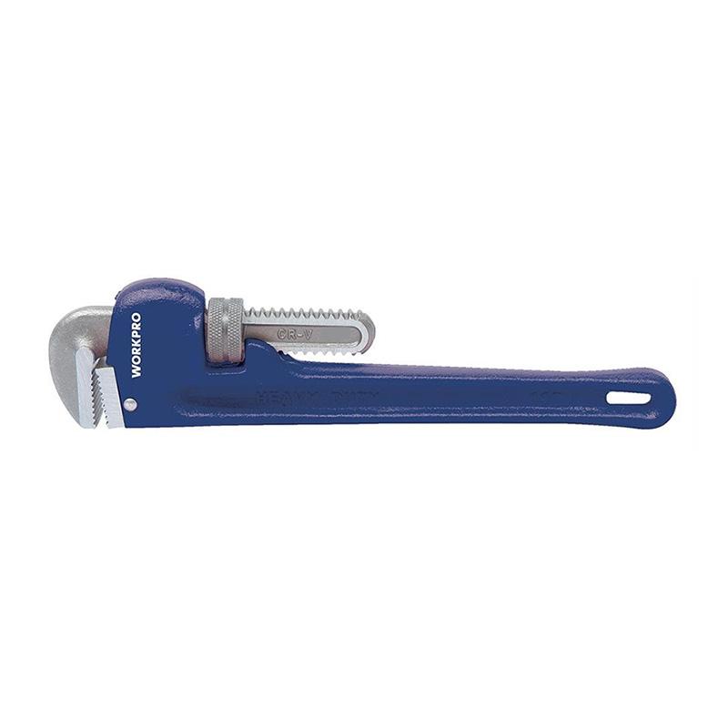 Mỏ lết răng cán thép 10 inch/250mm WORKPRO W102001