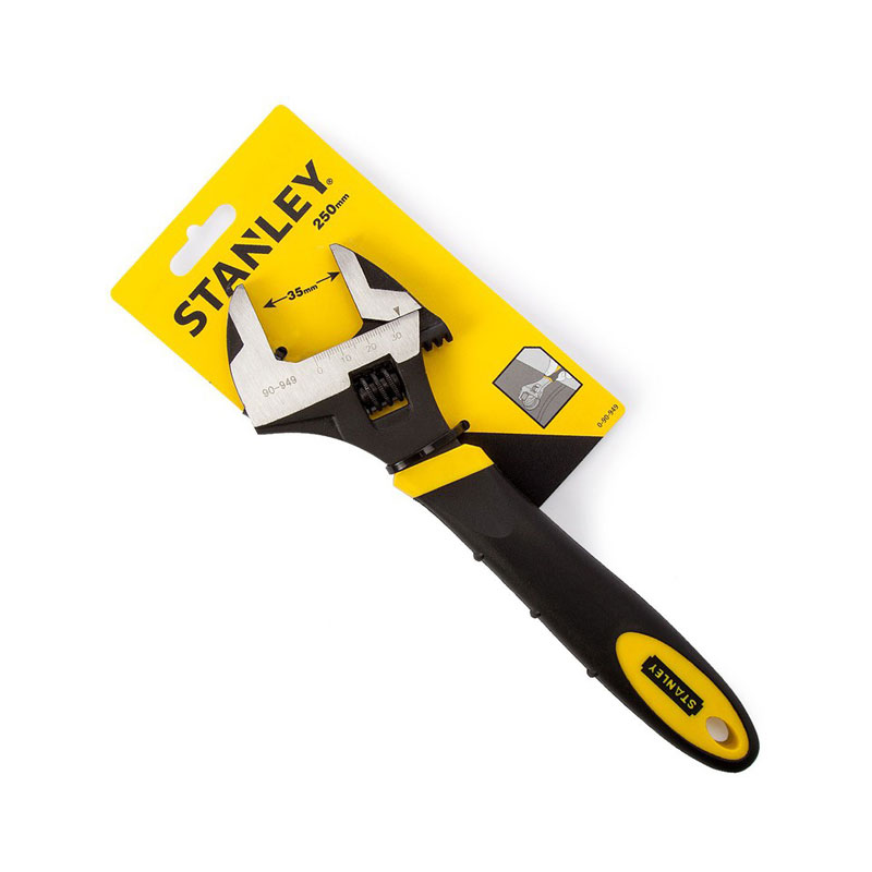 Mỏ lết maxsteel 10 inches/250mm Stanley 90-949-22