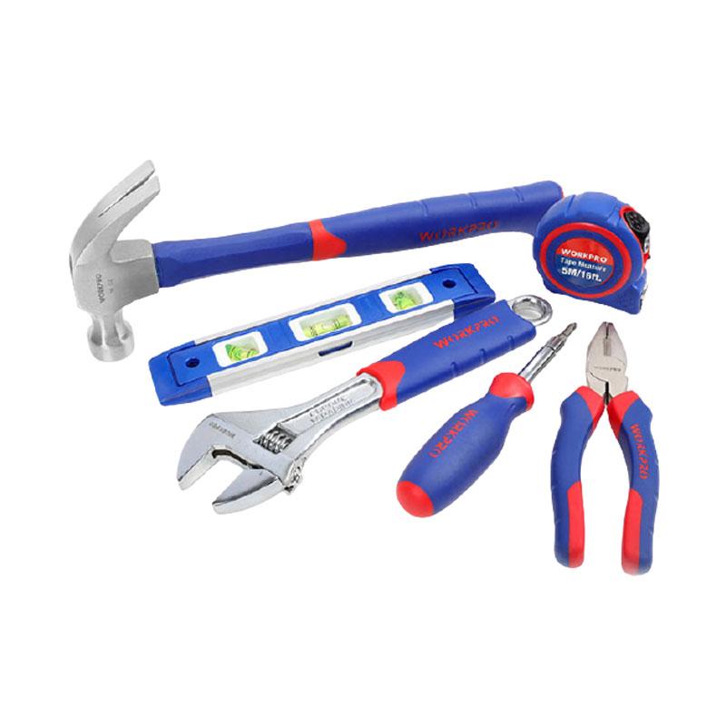 Bộ dụng cụ 6 chi tiết WORKPRO W009033