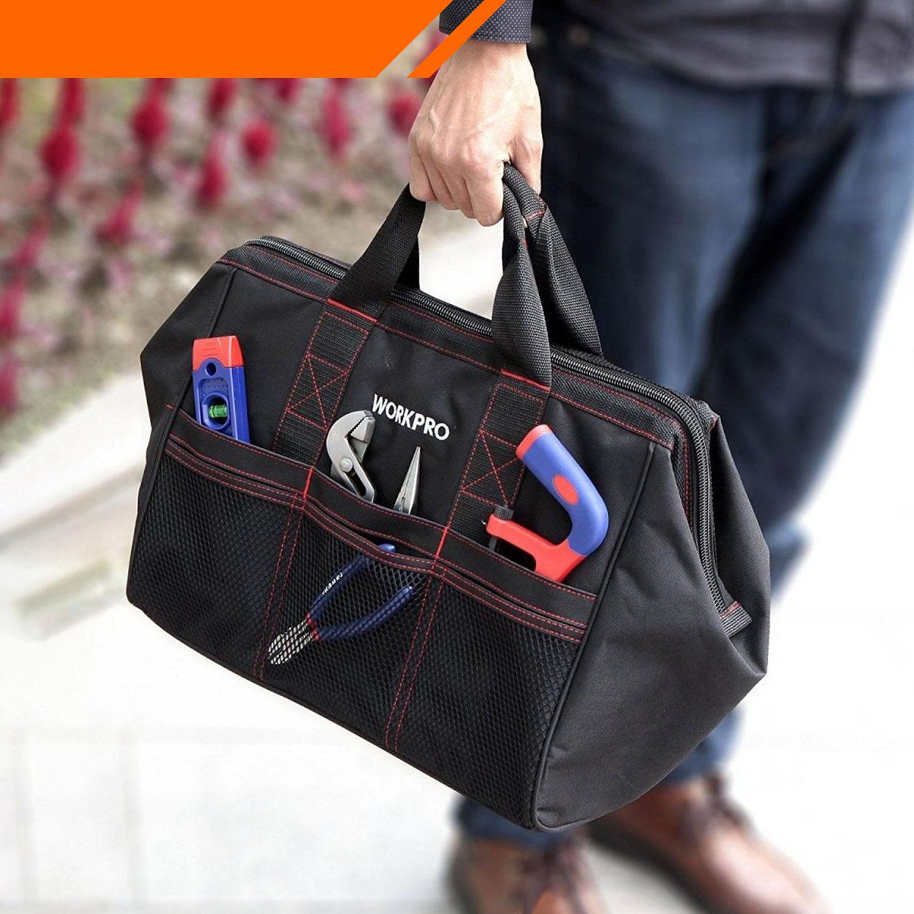 Túi đựng dụng cụ 14 inch WORKPRO W081002