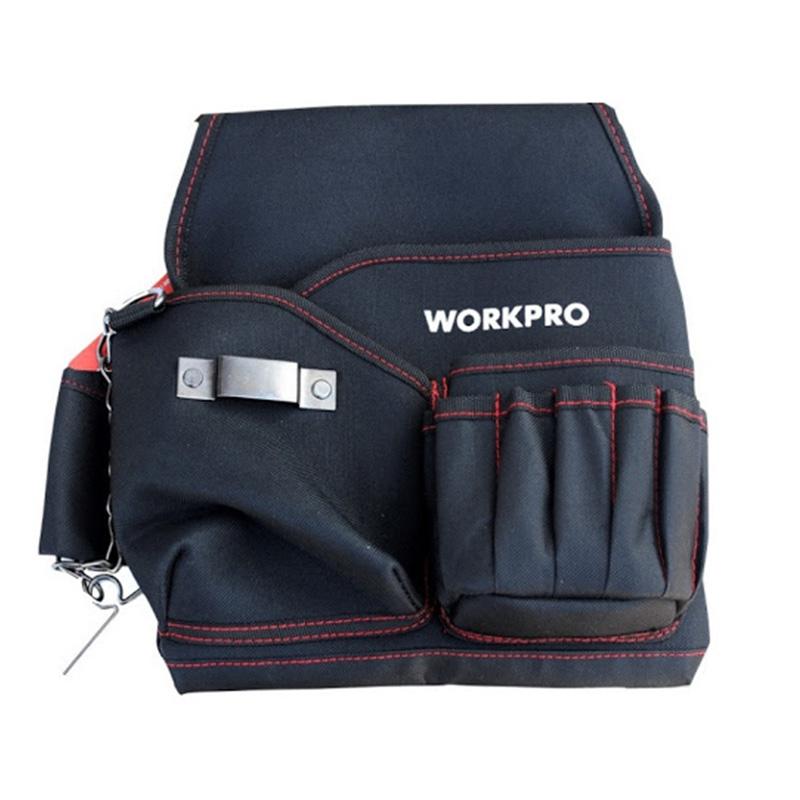 Túi đeo đựng đồ nghề 290x270mm WORKPRO W081015