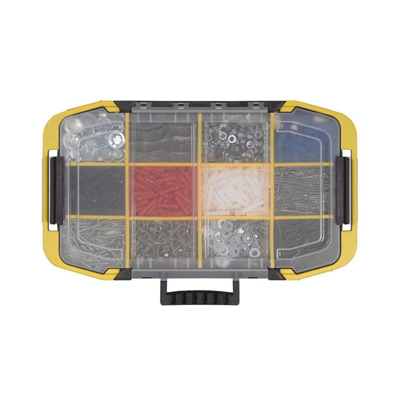 Hộp đựng phụ kiện nhiều ngăn 19 inch Stanley STST14440