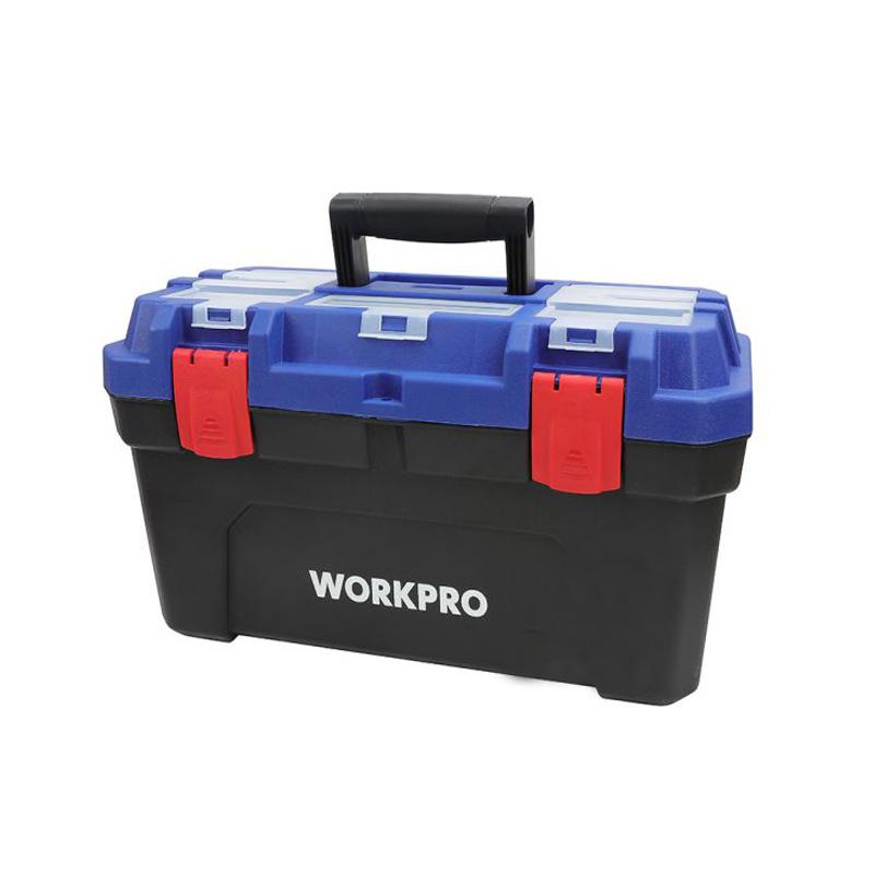 Thùng nhựa đựng đồ nghề 6 inch WORKPRO W083015
