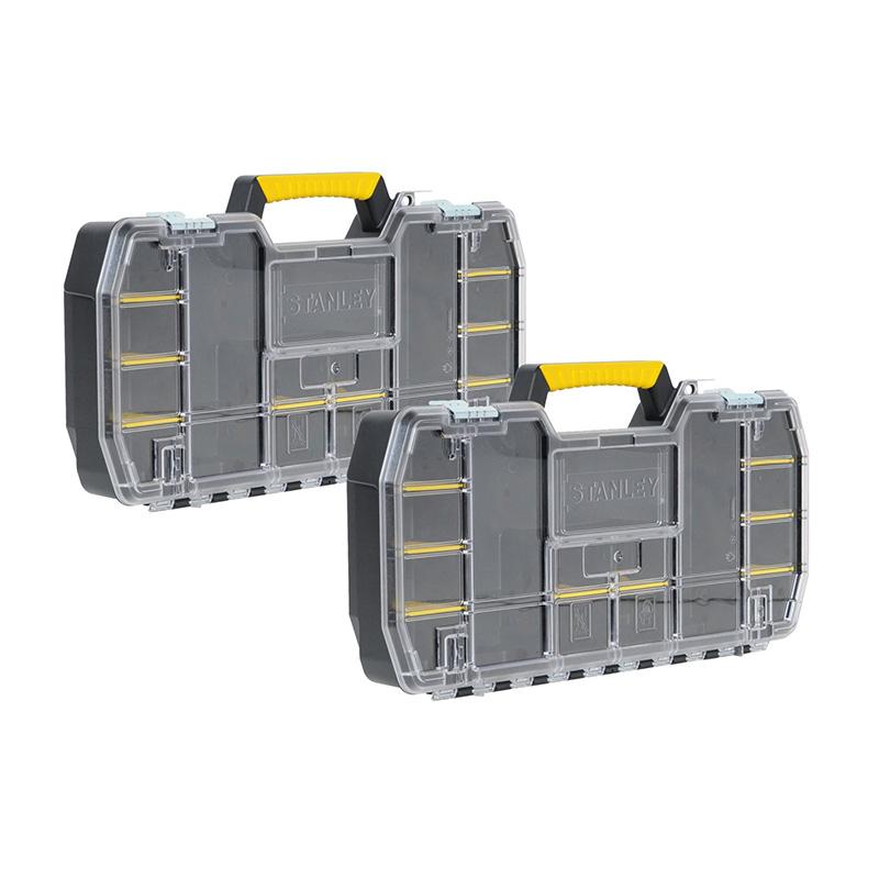 Hộp đựng phụ kiện nhiều ngăn 60cm/24 inch Stanley STST1-79203