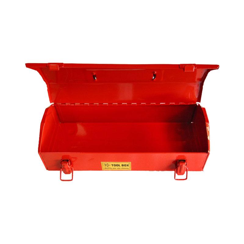 Hộp đựng dụng cụ 1 ngăn màu đỏ 14.7x5.9x4.13cm Mitsana 06151-MSN-0009