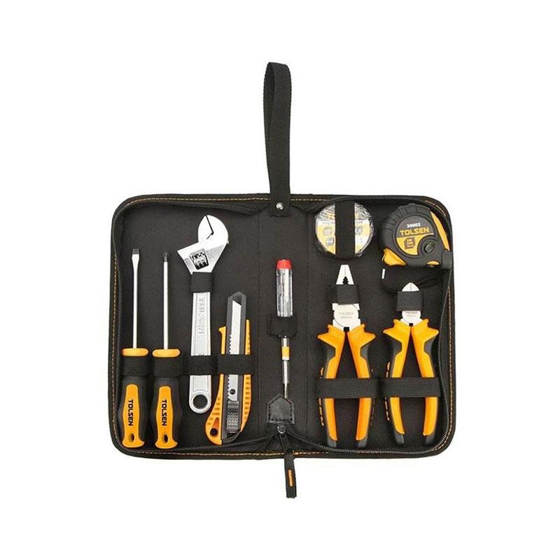 Bộ dụng cụ 9 món Tolsen 85301