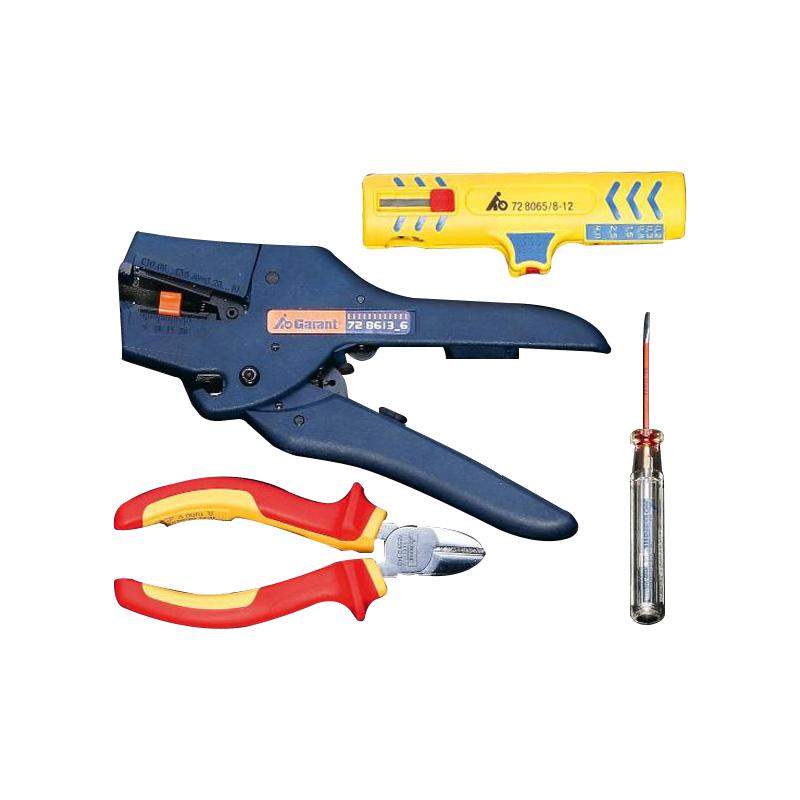 Bộ dụng cụ gồm kìm và tuốc nơ vít Garant 915340 4