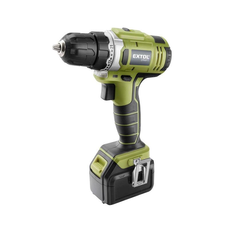 Máy khoan pin 14.4V EXTOL 402420