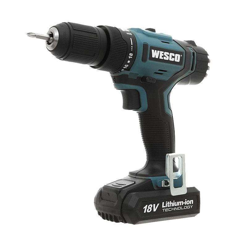 Máy khoan pin 18V WESCO WS2937