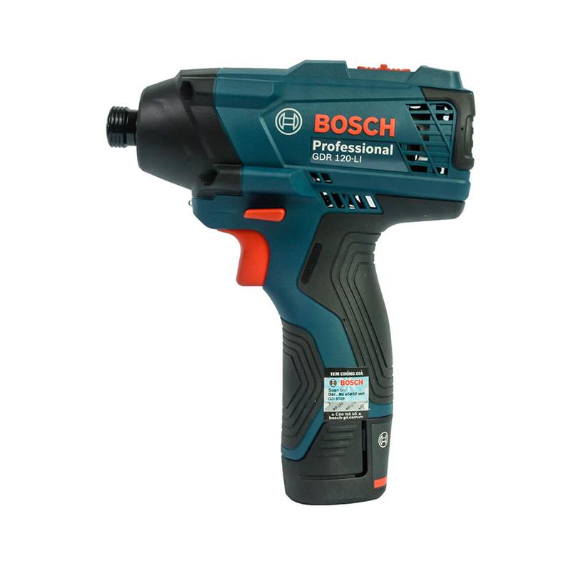 Bộ máy khoan vặn vít pin 12V kèm phụ kiện BOSCH 06019F00K5
