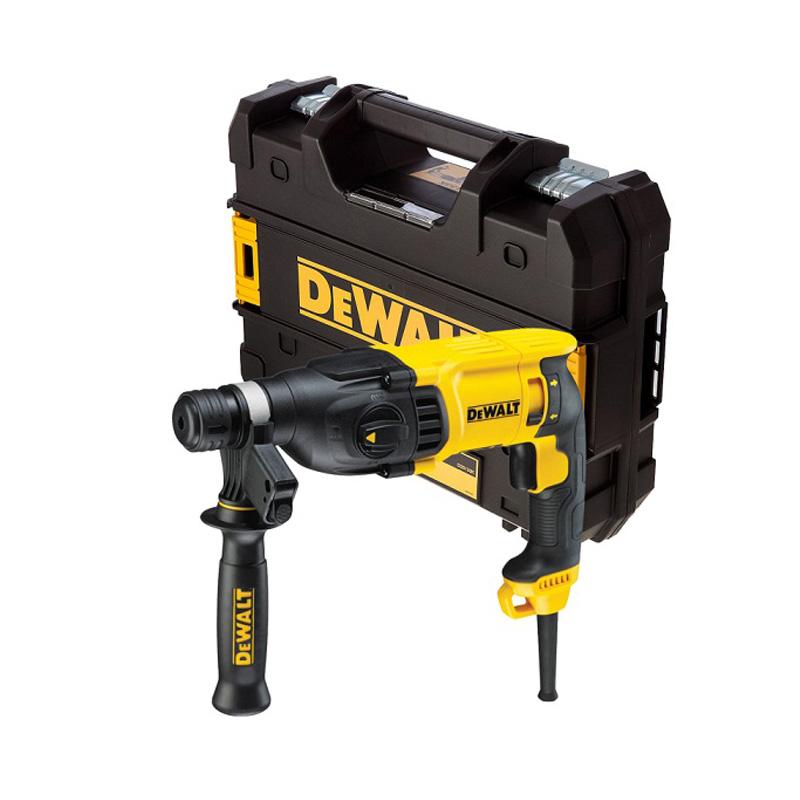 Máy khoan búa 3 chức năng 900W Dewalt D25144KA-B1