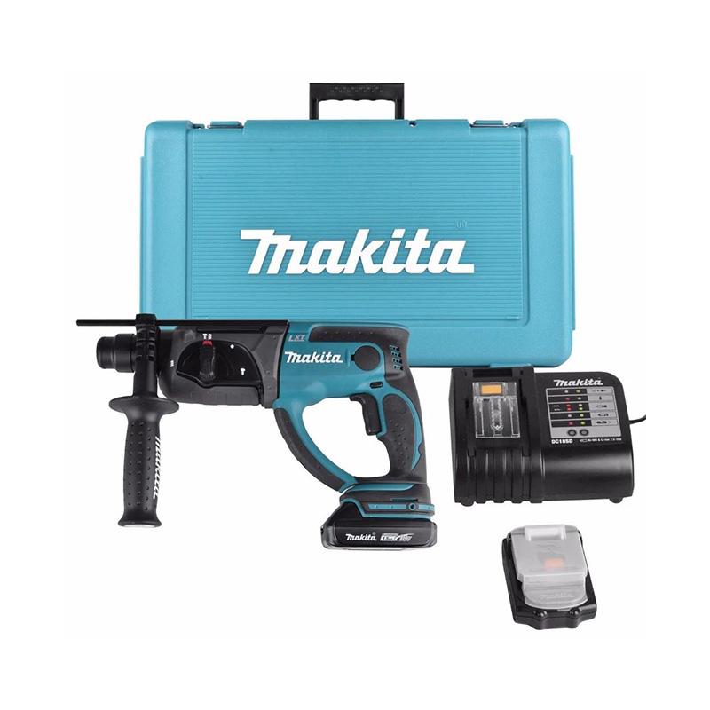 Máy khoan, đục pin 18V/1.5Ah Makita DHR202SYE