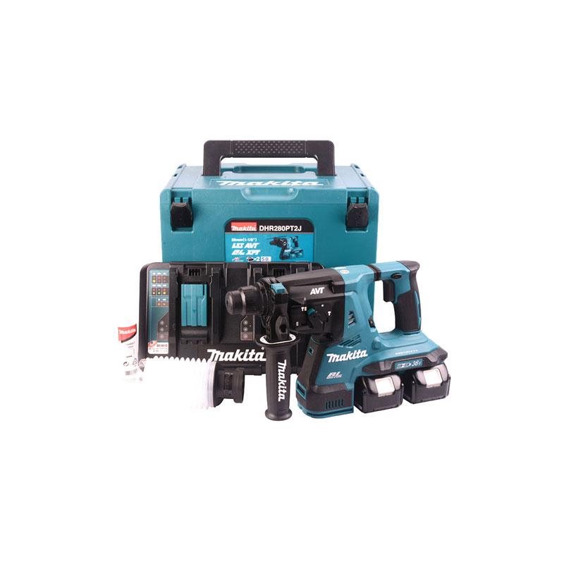 Máy khoan động lực pin 18V/5.0Ah Makita DHR280PT2J