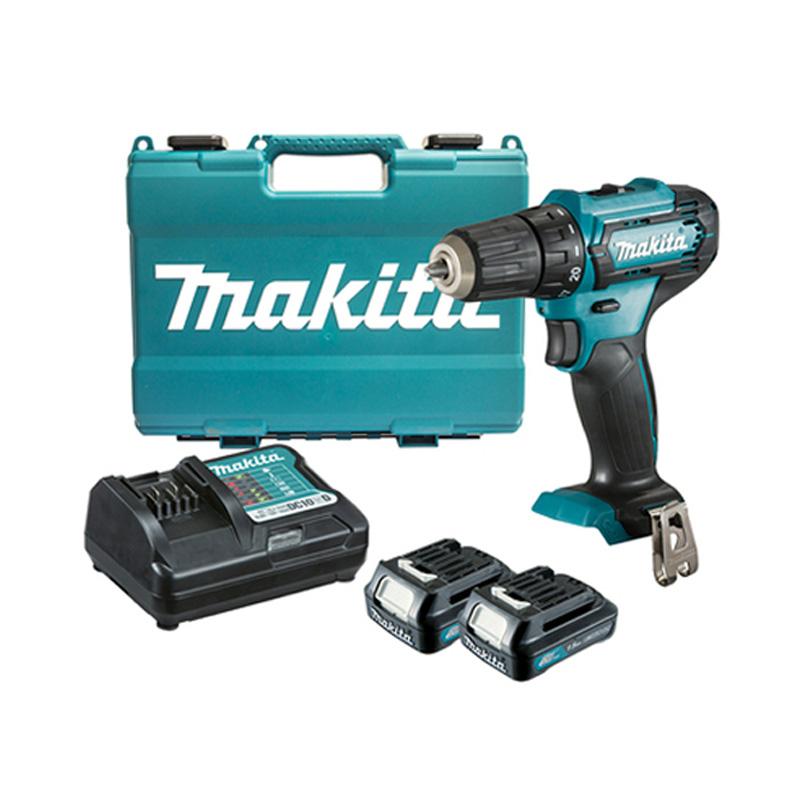 Máy khoan vặn vít dùng pin 12V/1.5Ah Makita DF333DSYE