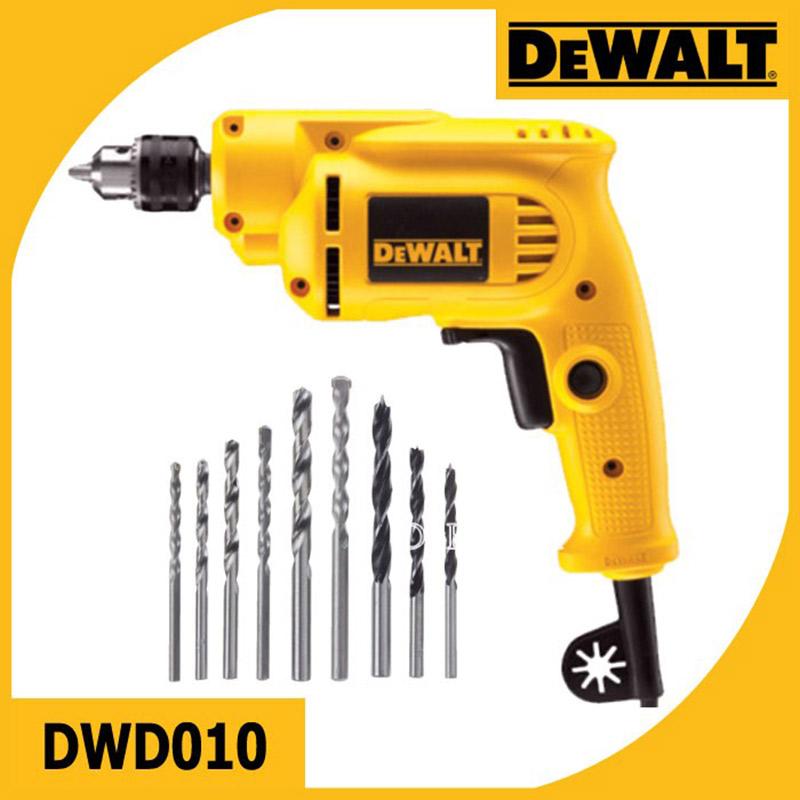 Máy khoan sắt Dewalt DWD010-B1