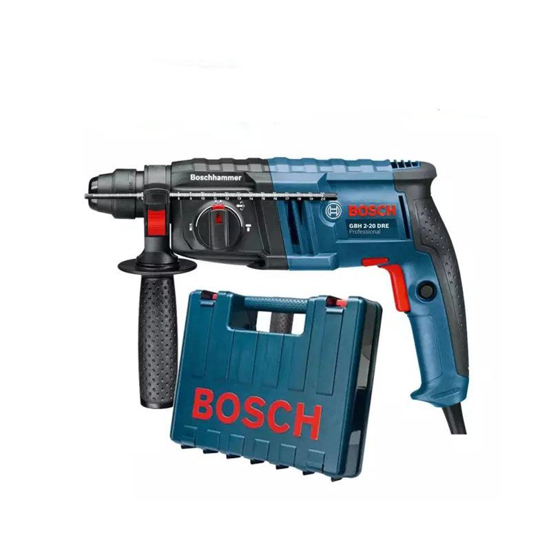 Bộ máy khoan búa mũi SDS kèm phụ kiện BOSCH 061125A4K7