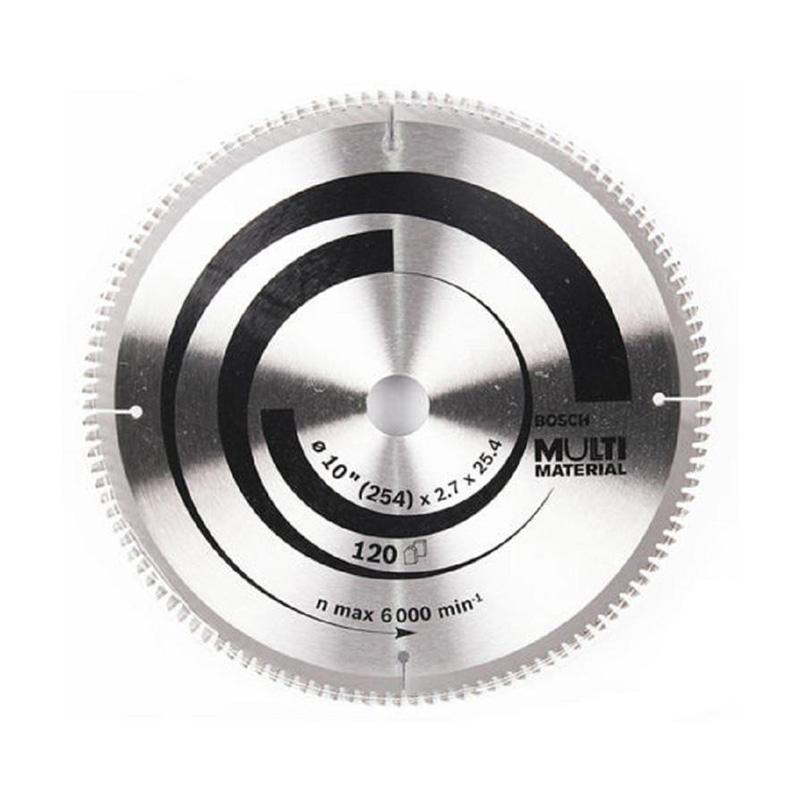 Lưỡi cắt nhôm đa năng 120 răng 254x25.4/16mm BOSCH 2608642199
