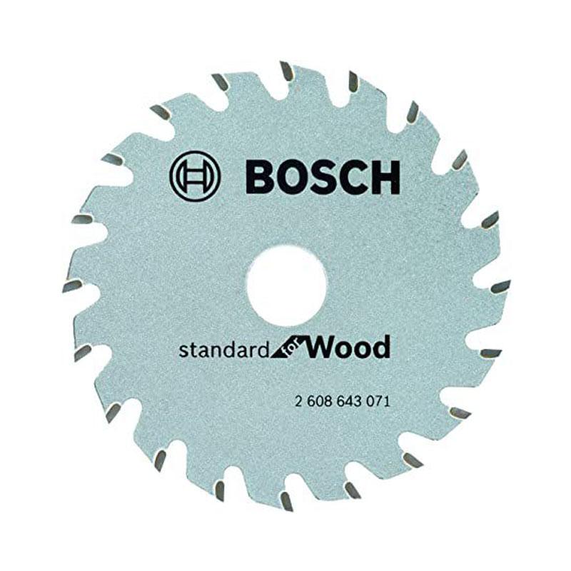 Lưỡi cưa gỗ 20 răng 85x15mm BOSCH 2608643071