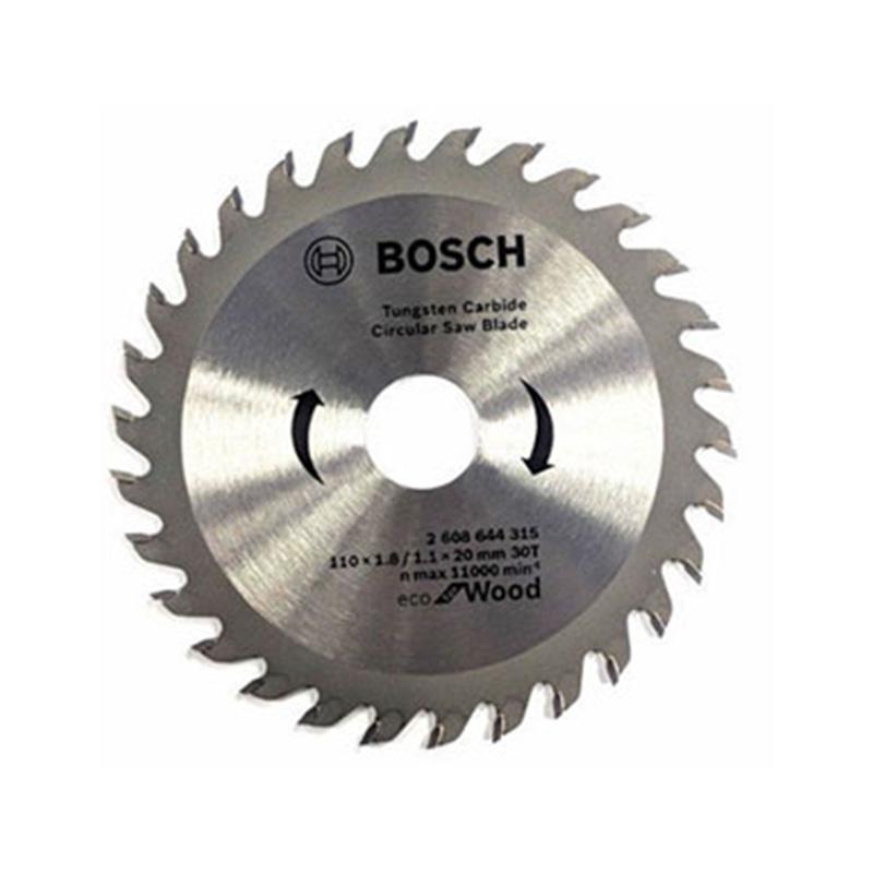 Lưỡi cưa gỗ 110x20mm BOSCH 260864431