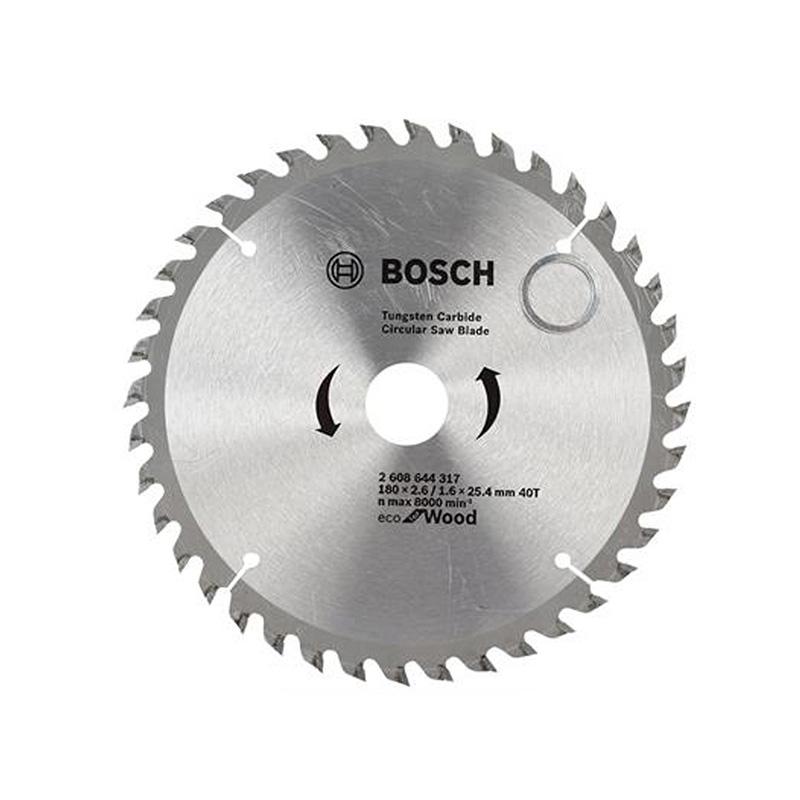 Lưỡi cưa gỗ 180x25.4mm BOSCH 2608644317