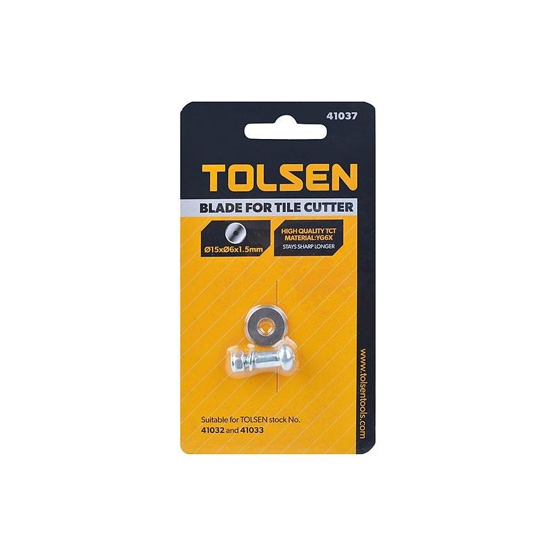 Lưỡi dao bàn cắt gạch 400-600mm Tolsen 41037