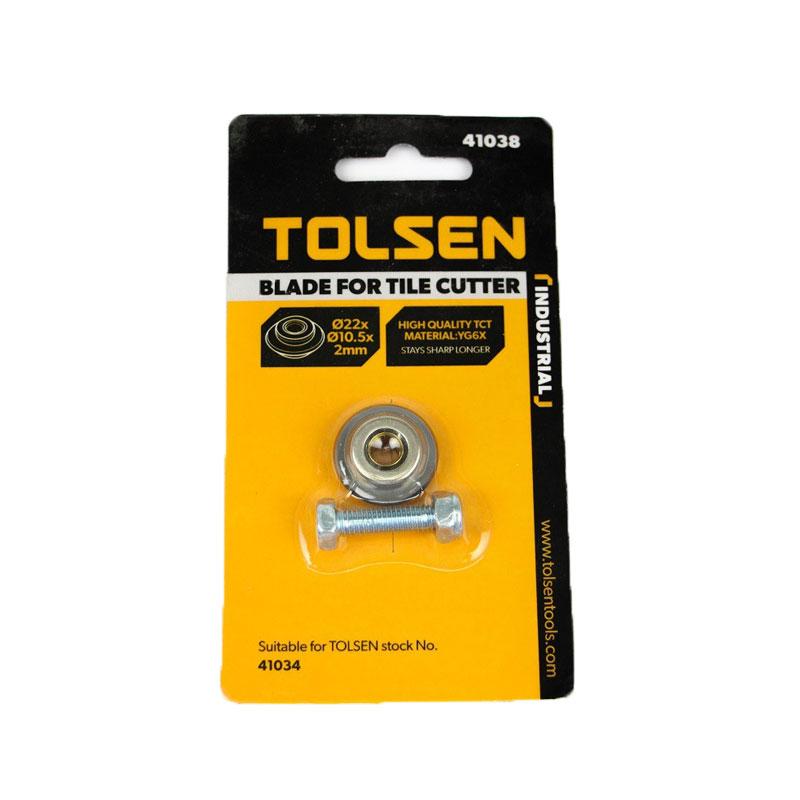Lưỡi dao bàn cắt gạch 800mm Tolsen 41038