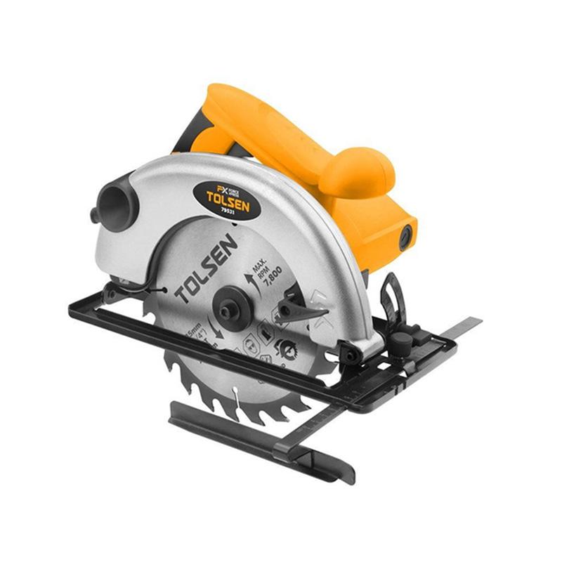 Máy cắt gỗ 1200W/185mm X-tip Tolsen 79531
