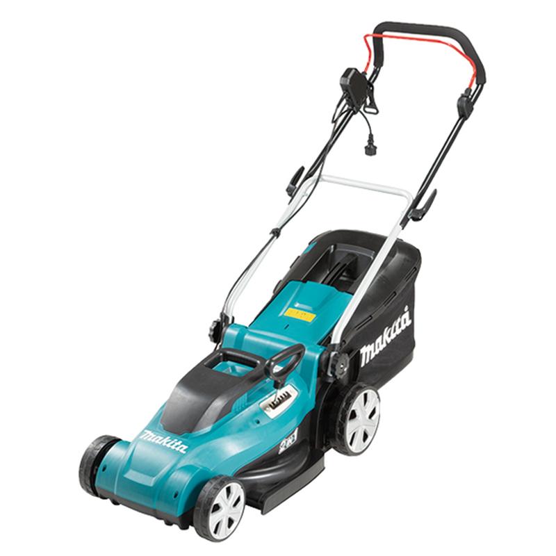 Xe cắt cỏ đẩy tay pin 18V Makita ELM4120 không pin và sạc