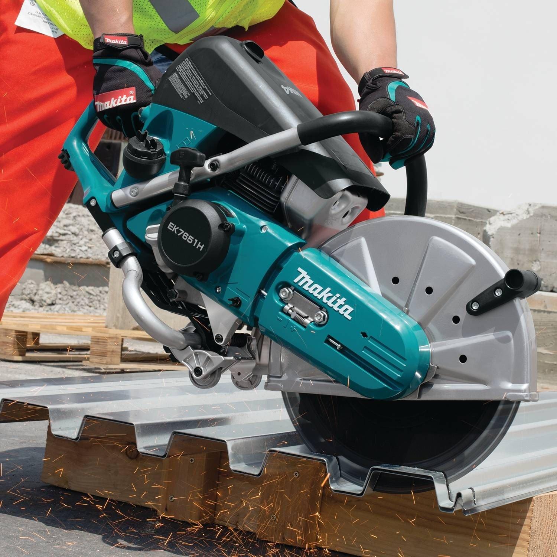 Máy cắt bê tông 3000W chạy xăng 1 lít Makita EK7651H