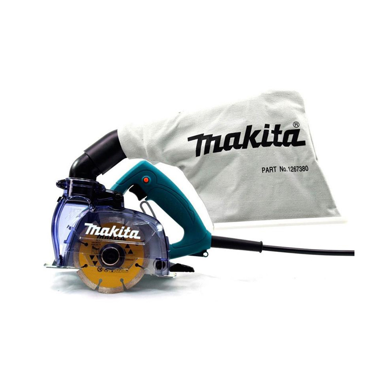 Máy cắt đá 1400W đường kính 125mm Makita 4100KB