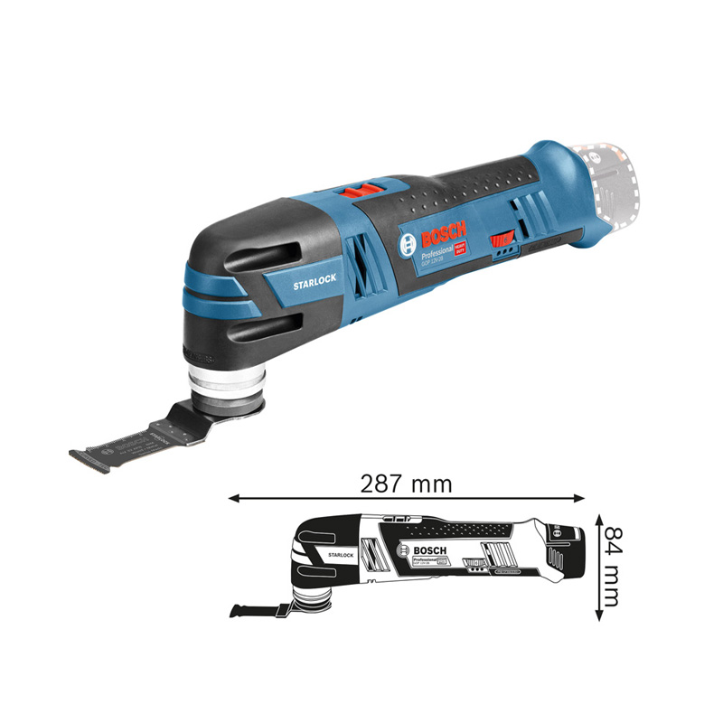 Máy cắt đa năng dùng pin 12V BOSCH 06018B50L0