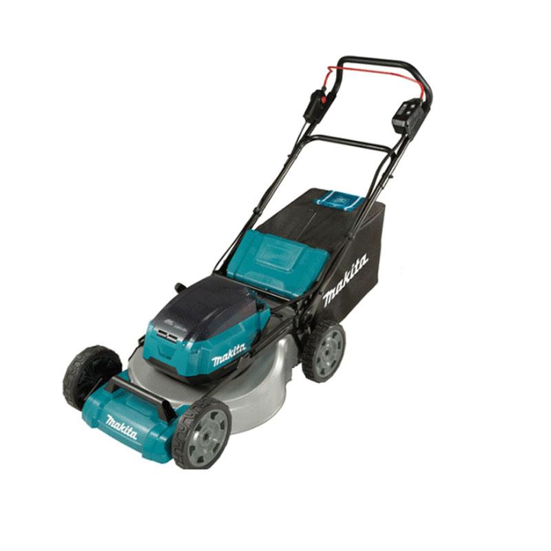 Xe cắt cỏ đẩy tay 534mm pin 18V/4Ah Makita DLM530Z