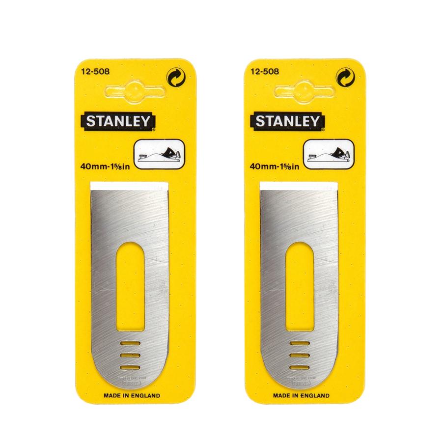 Lưỡi bào gỗ 40mm Stanley 0-12-508