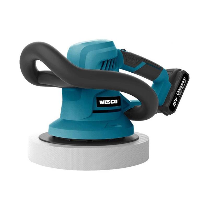 Bộ đánh bóng đệm pin 18V WESCO WS2967